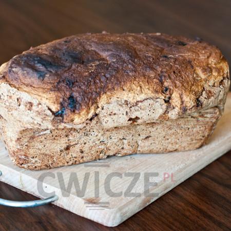 Chleb żytni razowy około 1 kg