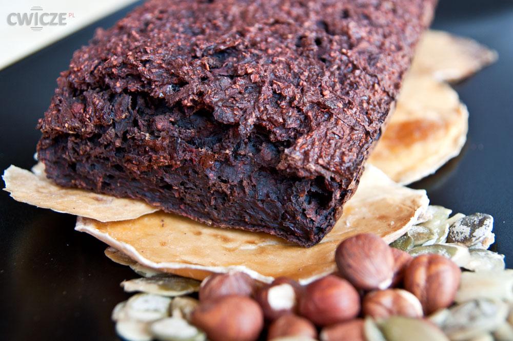 Dietetyczne ciasto z buraków