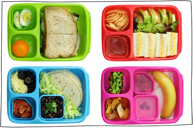 Dieta a jedzenie w pracy oraz w szkole.