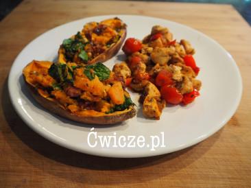Bataty w roli głównej-pomysł na dietetyczny obiad